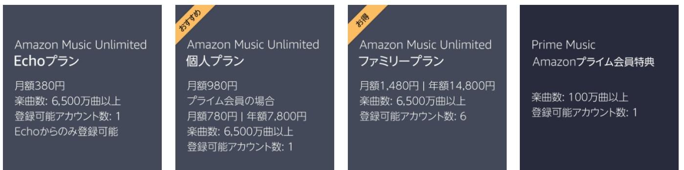 アンリミテッド Amazon プライム