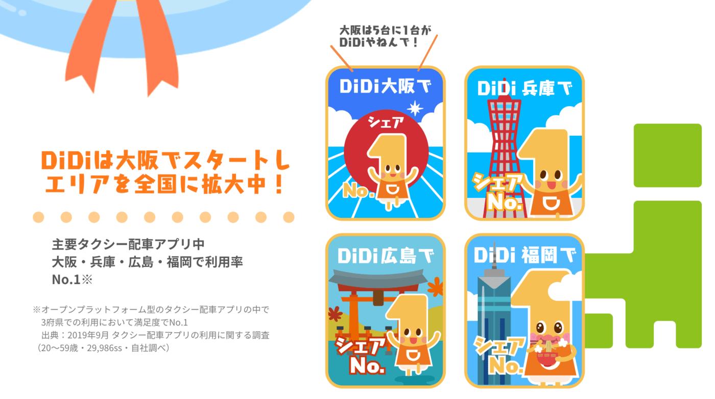 DiDi大阪