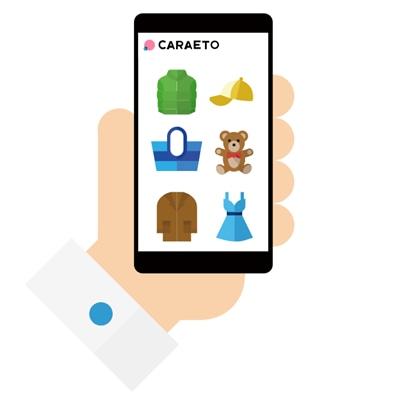 カラエトアプリ